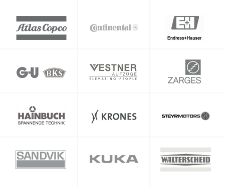 Company Logo Grid Buyer