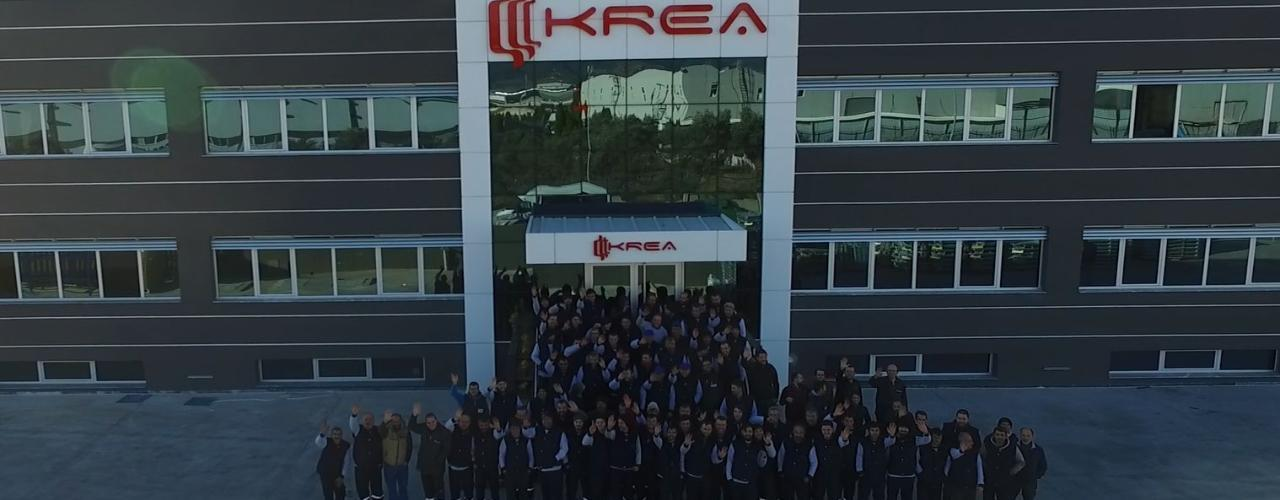 KREA Makina AS & KREA Export Ltd. IZMIR