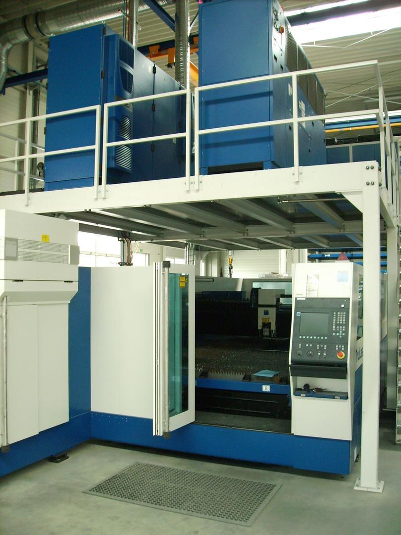 Techpilot | SEEGER Lasertechnik GmbH