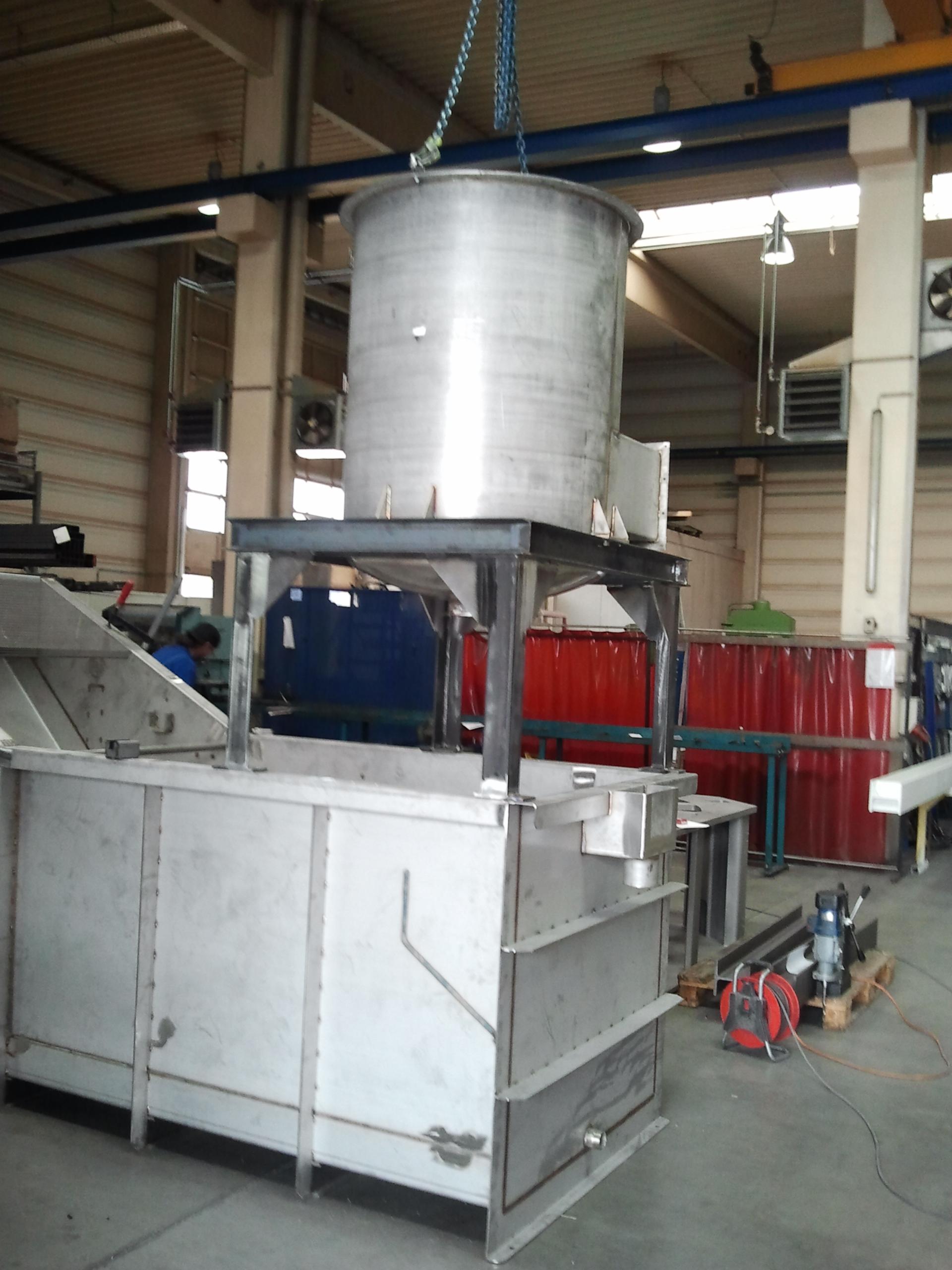 Techpilot | Gruber GmbH Metallbau & Blechbearbeitung