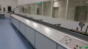 Extrusion bei SEM-Plastomed GmbH