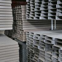 Stahlprofile - Vierkantrohr