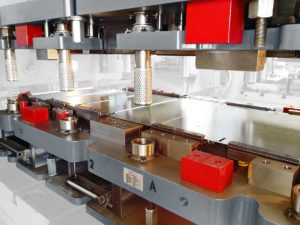 Stanzwerkzeug der Firma LITTEC