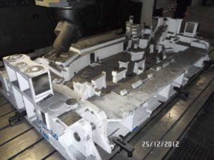Stanzwerkzeugbearbeitung der Firma ASKAR MAKINA A.S.