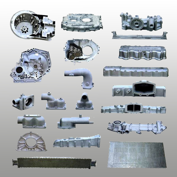 Kokillengussteile der Firma Main Technologies Co., Ltd.