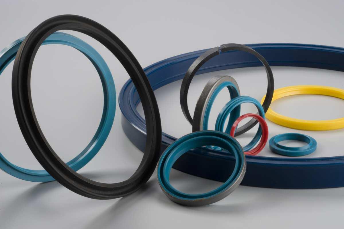 Kunststoff-Spritzguss Ringe aus Elastomeren