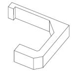Anfrage Wasserstrahlschneiden 2D Baustahl