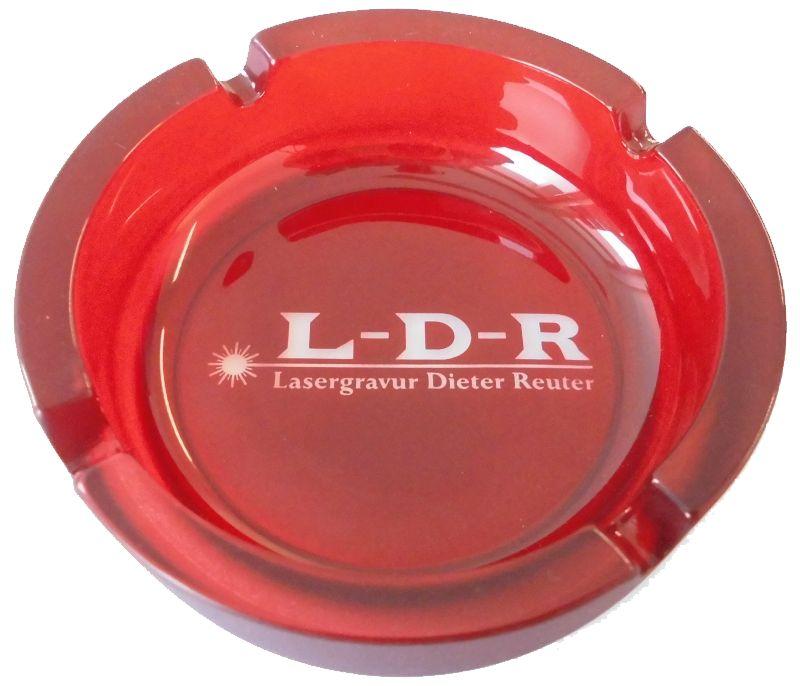 Lasergravur auf Glas - Firma Lasergravur Dieter Reuter