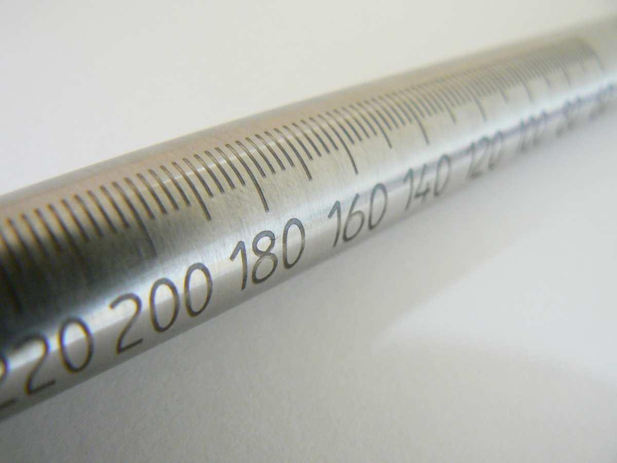 Lasergravur der Firma Laser-Behr