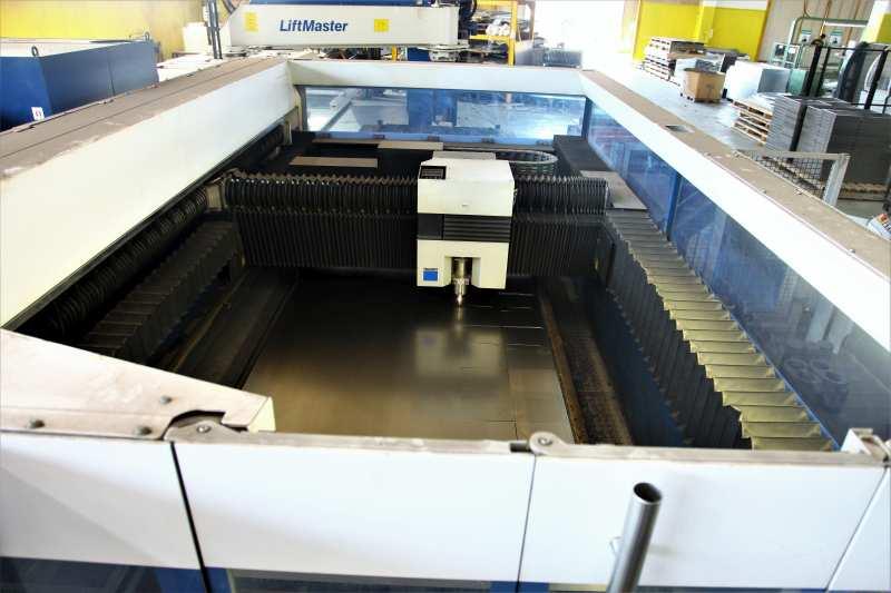 Laserschneidmaschine der Firma KOVAN M.I.