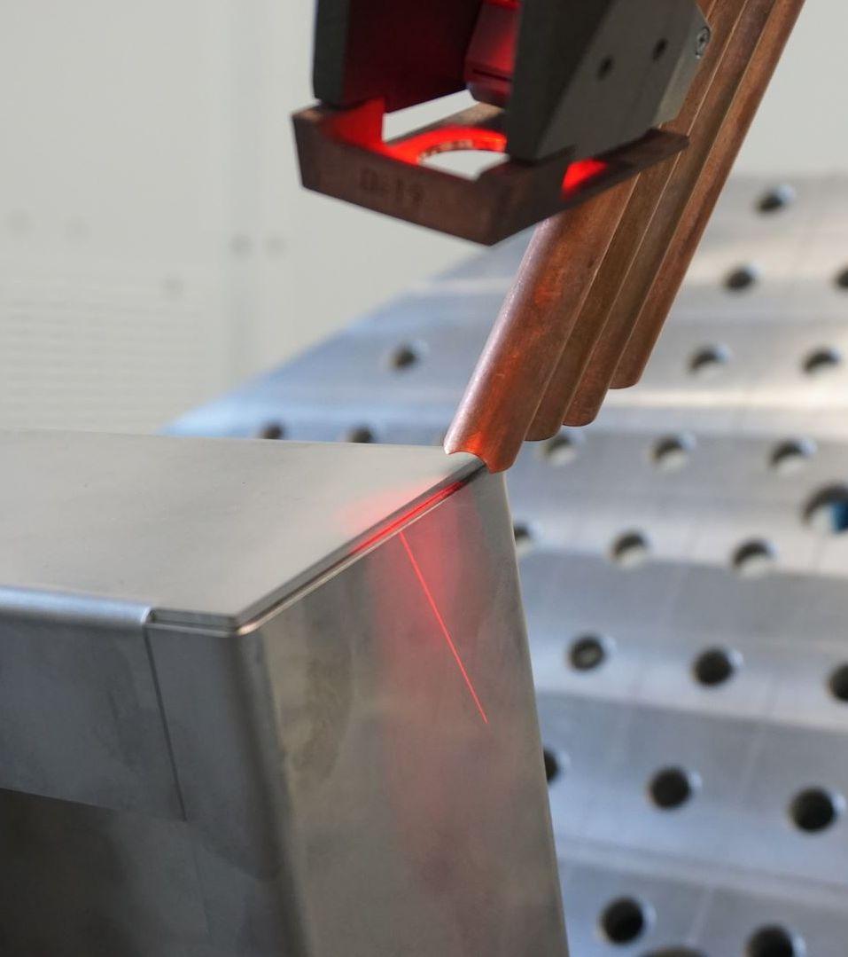 Laserschweißen bei der Firma Laserschweisscenter.de